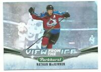 2019-20 UD Parkhurst Nathan MacKinnon View From The Ice #V-11 COLORADO AVALANCHE