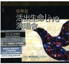 Jacky Cheung - Live a Life : Live [New CD] Hong Kong - Import