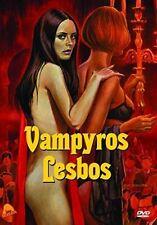 Vampyros Lesbos - DVD Region 2