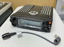 Motorola XTL 5000 800Mhz Digital P25 Mobile Radio M20URS9PW1AN