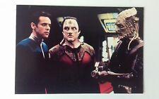"STAR TREK - Dr Julian Bashir Garak Jem'Hadar Member DS9 6""X4"" Lot 8 Postcard Set"