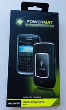BRAND NEW GENUINE RECEIVER FOR BLACKBERRY CURVE 8900 POWER MAT WIRELESS CHARGING
