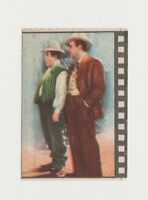 Abbott and Costello circa 1950 Nannina Trading Card - Film Frame Design AC6 E4