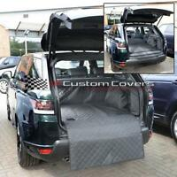 RANGE ROVER SPORT TAILORED QUILTED WATERPROOF BOOT LINER MAT 2013 ON 317