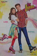 SOY LUNA - A3 Poster (ca. 42 x 28 cm) - Karol Sevilla Clippings Fan Sammlung NEU