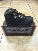 TIMBERLAND KIDS EURO HIKER BOOTS BROWN SM TODDLERS-YOUTH-JUNIORS *NEW* TB03075R
