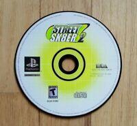 Street Sk8er 2 PS1 Game (Street Skater 2) - Disc Only