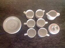 ARZBERG MODERN 14 Pieces Partial Tea/ Coffee/ China set Made In Germany