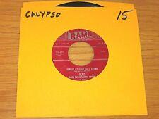 "CALYPSO 45 RPM - EL BOY - RAMA 220 - ""TONIGHT MY HEART SHE IS CRYING"""