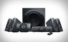 Logitech Z906 Surround Sound 5.1 Speaker System 3D Stereo 500W