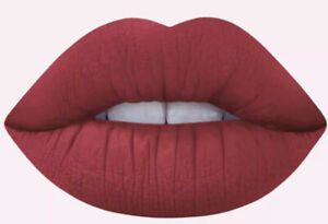 AUTHENTIC LIME CRIME VELVETINES RUSTIC EARTHY RED MATTE LIPSTICK LIP COSMETICS