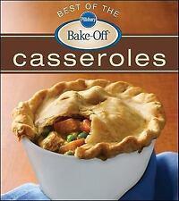Pillsbury Best of the Bake-Off Casseroles (Pillsbury Cooking)-ExLibrary