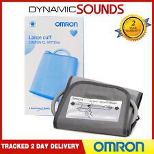 OMRON MIT Large Cuff (32-42cm) for MIT Elite & Elite Plus Blood Pressure Monitor