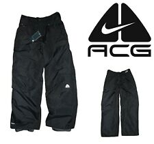 NIKE ACG ALL MOUNTAIN SKI PANTS SNOWBOARD OUTDOOR TROUSERS WOMENS 8 - 10 (S)