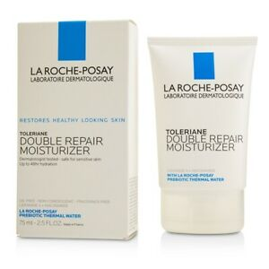 NEW La Roche Posay Toleriane Double Repair Moisturizer 75ml Womens Skin Care