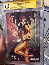 GRIMM FAIRY TALES DAY OF THE DEAD #1 1/100 CGC 9.8 GOLD EXCLUSIVE NM SUPER RARE