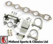 BEK018 - MGB & GT C/B - PERFORMANCE / SPORTS EXHAUST FITTING KIT - GEG602Z