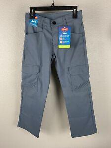 Boys Wrangler Outdoor Series Pant Size 8 Regular .. Blue