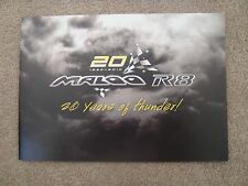 1990 2010 HSV MALOO HISTORY LIMITED EDITION RARE BROCHURE