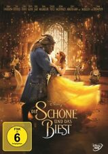 Die Schöne und das Biest - Walt Disney Realverfilmung - DVD Neu/OVP