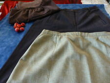 lot femme    2piéces t  40 pantalons  +une jupe =====a saisir =3piéces !