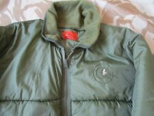 ARKTIS Country Covers INSULATED softie JACKET coat green ARMY swat X LARGE