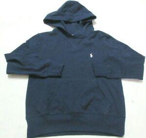 Polo Ralph Lauren Navy Blue Youth Sweatshirts L ( 14 - 16)