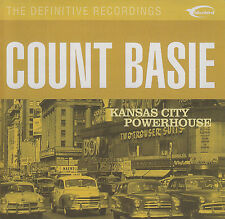COUNT BASIE Kansas City Powerhouse CD Jazz - New