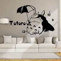 My Neighbor Totoro Wall Sticker Removable Art Decal Mural for Baby Kid Nursery