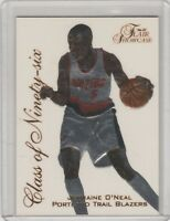 1996-97 Flair Showcase - Class of Ninety-six #16 Jermaine O'Neal