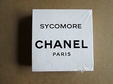 SYCOMORE 1 SEALED PACK 50 CHANEL PERFUME BLOTTER CARDS NEW CC CARD SET