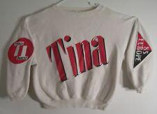 Tina Turner Designer Concert Sweatshirt 1985 Private Dancer