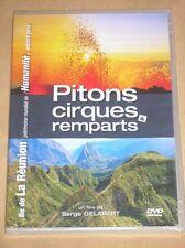 DVD DOC RARE / LA REUNION, PITONS CIRQUES ET REMPARTS / NEUF SOUS CELLO