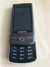 Samsung Ultra Touch GT-S8300 - Luxury Brown