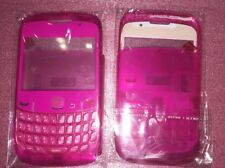 Blackberry 8520 Pink Housing / front keyboard glass back and front bezel
