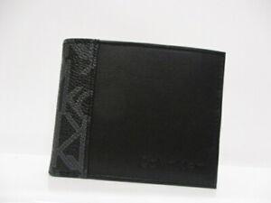 Calvin Klein Mono Slimfold Wallet Mens BAG20