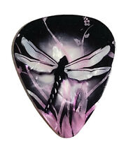 Dragonfly Fly By Night Pearl Guitar Pick Medium Picks Assorted Packs Dragon Fly