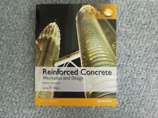 Reinforced Concrete: Mechanics and Design, Global Edition by James K. Wight