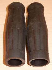 """1940's vintage style Harley, Indian Chief pair grips fit 1"""" bars, 5"""" long 432100"""