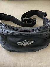 Harley Davidson 100th Anniversary Leather Fanny Pack Bag