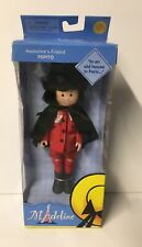 """Madeline 8"""" Doll Friend Pepito Matador Outfit Retired  Eden Old Classic"""