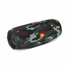 JBL - Portable Bluetooth Speaker Charge 3 Squad