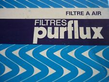 1x original PURFLUX A403 Luftfilter NEU OVP ersetzt MANN-FILTER C2731 Simca 1000