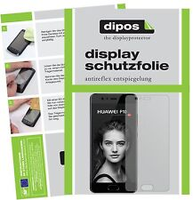 2x Huawei P10 Schutzfolie matt Displayschutzfolie Folie dipos Displayfolie