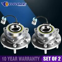 Both (2) Front Wheel Bearing for Chevy Impala Monte Carlo Buick LeSabre HD FWD