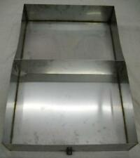 Stainless Steel Maple Syrup Sap Boiling Pan 24 x 36 x 6 With Divider
