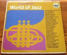 Esquires World Of Jazz  1963  M Davis TB Walker A Tatum Capitol 1970  Mono 2 LPs