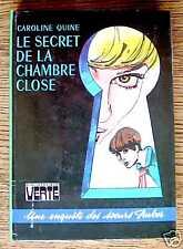 BV - LE SECRET DE LA CHAMBRE CLOSE Soeurs Parker 1977