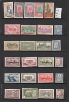 STAMPS LOT  FRANCE COLONIES  MH* (L30176)