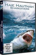 DVD HAIE HAUTNAH Sharkdivers Spektakuläre Haiaufnahmen 192 Minuten Doku NEU OVP